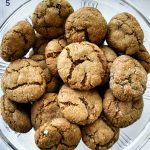 The BEST Chewy Molasses Cookie Recipe!