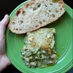 Pesto Leek Lasagna Recipe
